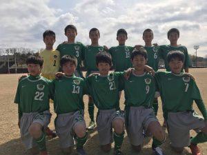 FCオリベ多治見ジュニアユース 岐阜県U15リーグ結果