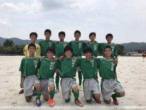 FCオリベ多治見ジュニアユース 岐阜県U15リーグ試合結果
