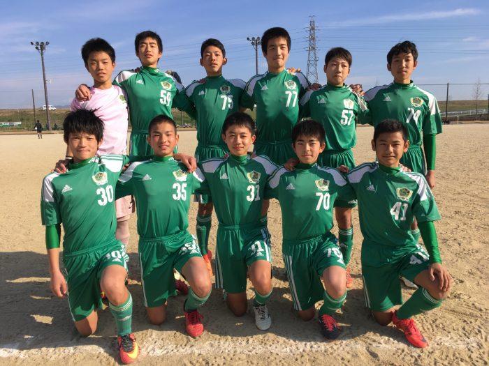 FCオリベ多治見ジュニアユース 岐阜県U14リーグ 試合結果