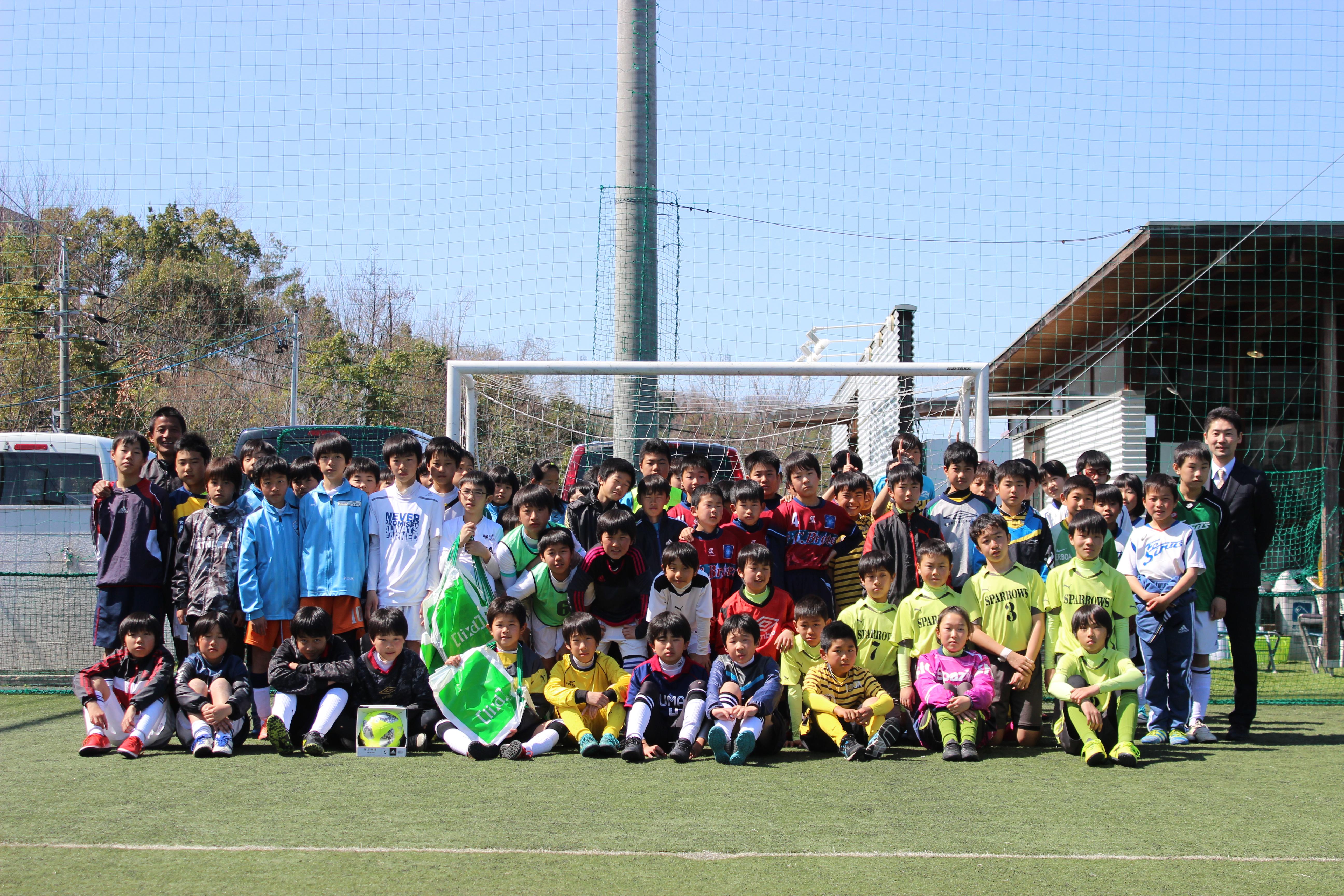 第12回卒業記念大会リードCUP U12の部 開催!!
