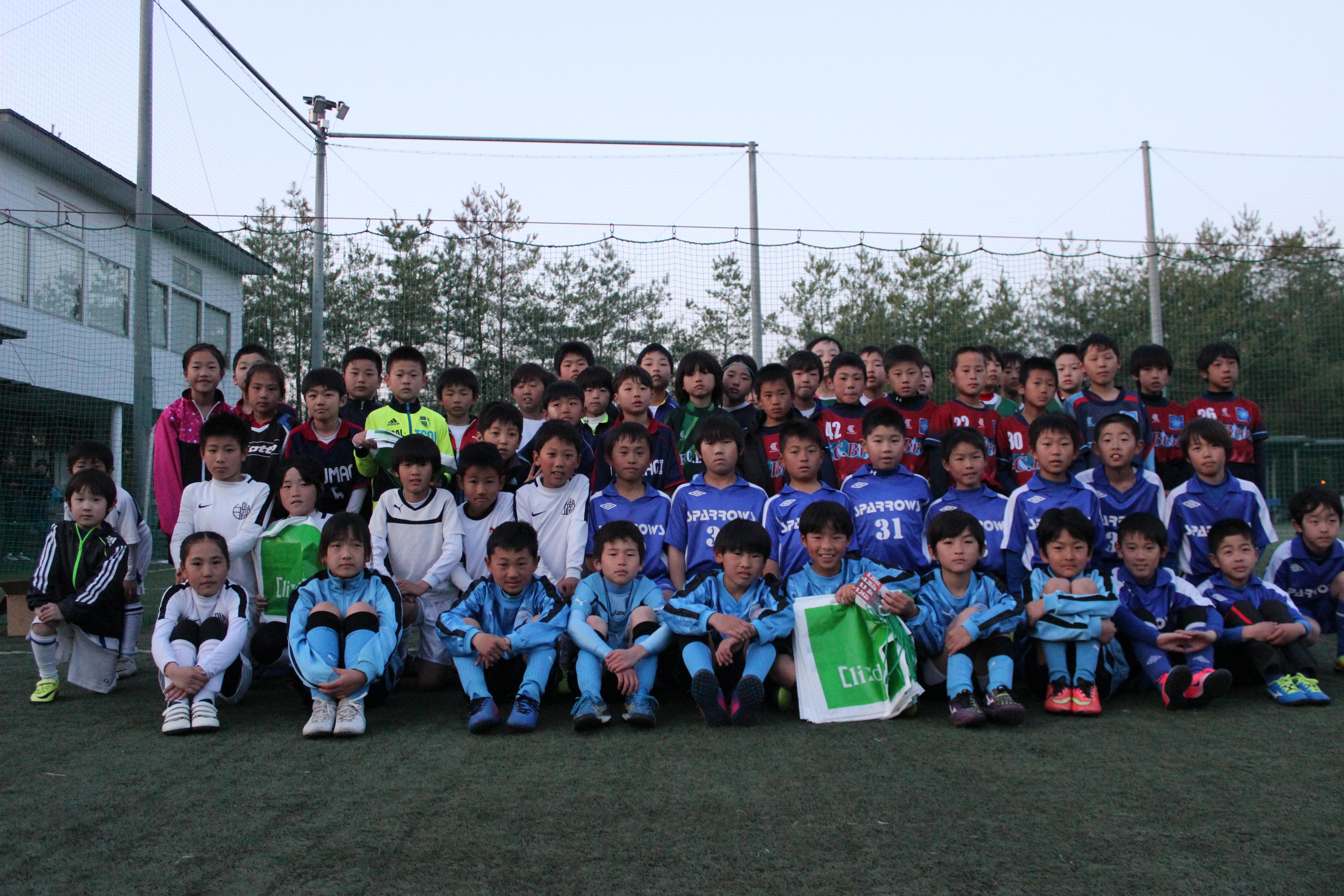 第12回リードCUP U10の部 開催!!