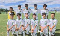 【試合結果】FCオリベ多治見Jrユース 岐阜県U13リーグ第1節
