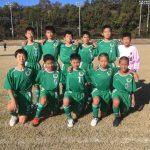 ジュニアユース 岐阜県U14リーグ3部vs FC graque 試合結果