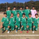ジュニアユース 岐阜県U14リーグ1部vsAC Leggenda GIFU 試合結果