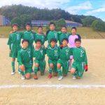 【Jrユース】岐阜県U14リーグ3部vs ISS FC 試合結果