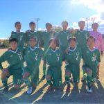 【Jrユース】岐阜県U14リーグ1部vsFCV可児 試合結果