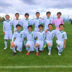 【Jrユース】岐阜県U14リーグ1部vsFC岐阜U-15 試合結果