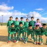ジュニアユース 岐阜県U14リーグ3部vs FC K-GP(B) 試合結果