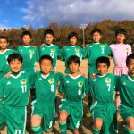 【Jrユース】岐阜県U14リーグ1部vsE.C.REVANTE 試合結果