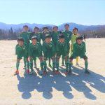 【JrユースB】岐阜県U15リーグ3部vs穂積中学 試合結果
