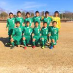 【Jrユース】岐阜県U15リーグ1部vsFC K-GP 試合結果
