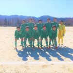 【JrユースB】岐阜県U15リーグ3部vs瑞浪スパローズ 試合結果