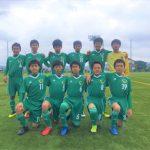 【Jrユース】岐阜県U15リーグ1部vsFC岐阜 試合結果