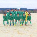【JrユースB】岐阜県U15リーグ3部vs可児中部中学 試合結果