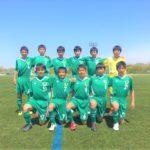 【Jrユース】クラブユース選手権v各務原FCDRACHE 試合結果