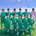 【Jrユース】岐阜県U15リーグ1部vsAC Leggenda GIFU 試合結果