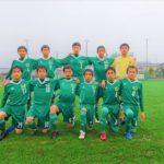 【Jrユース】クラブユース選手権vs翼SCレインボー垂井FC 試合結果