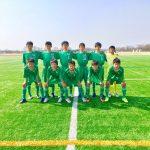 【JrユースB】岐阜県U15リーグ3部vs蘇原中学 試合結果