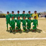 【Jrユース】岐阜県U15リーグ1部vs若鮎長良FC 試合結果