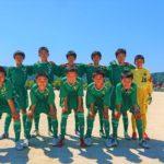 【JrユースB】岐阜県U-15リーグ3部 vsCELESTINO CF 試合結果