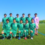 【Jrユース】クラブユース選手権vsAC Leggenda GIFU 試合結果