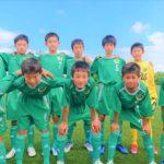【JrユースB】岐阜県U-15リーグ3部 vsFC岐阜(B) 試合結果