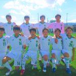 【Jrユース】岐阜県U-15リーグ1部 vsFC Re:star 試合結果