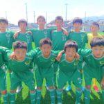【JrユースB】岐阜県U-15リーグ3部 vs ISS FC 試合結果