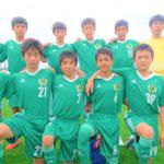 【Jrユース】岐阜県U-15リーグ1部 vs FC XEBEC 試合結果