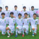 【Jrユース】岐阜県U-15リーグ1部 vs E.C.REVANTE 試合結果