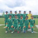 【Jrユース】岐阜県U-15リーグ1部 vs 若鮎長良FC 試合結果