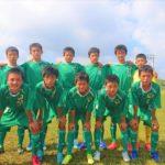 【JrユースB】岐阜県U-15リーグ3部 vs 各務原FCDRACHE 試合結果