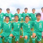 【Jrユース】岐阜県U-15リーグ1部 vs SC岐阜VAMOS 試合結果