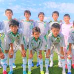 【JrユースB】岐阜県U-15リーグ3部 vs CELESTINO CF 試合結果