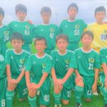 【JrユースB】岐阜県U-13リーグ vs 若鮎長良FC 試合結果