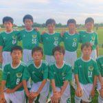 【JrユースB】岐阜県U-13リーグ vs FC XEBEC 試合結果