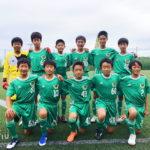 【U-13 A】岐阜県U-13リーグ 帝京大可児中 試合結果