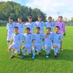 【Jrユース】令和元年度 高円宮杯岐阜県大会 2回戦 試合結果
