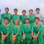 【U-13 B】岐阜県U-13リーグ 翼SCレインボー垂井FC 試合結果