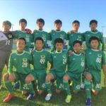 【Aチーム】岐阜県U-14リーグ scs plaisir 試合結果