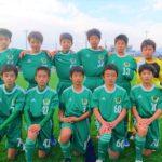 【Bチーム】岐阜県U-14リーグ 岐阜西SC 試合結果