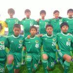【Aチーム】岐阜県U-14リーグ FC K-GP 試合結果