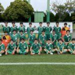【Aチーム】日本クラブユース選手権東海大会 2回戦 試合結果